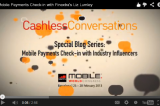 Liz Lumley of Finextra on Mobile Payments Check-in Cashless Convo blog