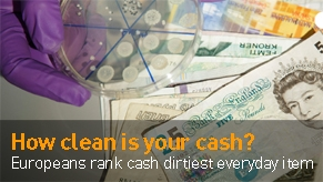 How Clean is Your Cash