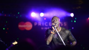 Flickr Photo: Seal performing live at launch of Priceless Singapore - 5