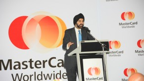 Ajay Banga President and CEO addresses Central Bank of Nigeria Officials