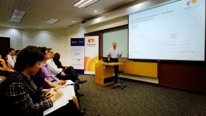 Flickr Photo: Singapore Inflation Expectations Media Briefing: Dr. Yuwa Hedrick-Wong, global economic advisor, MasterCard Worldwide