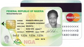 Flickr Photo: 120 Million MasterCard Branded National Identity Smart Cards to Roll Out in Nigeria